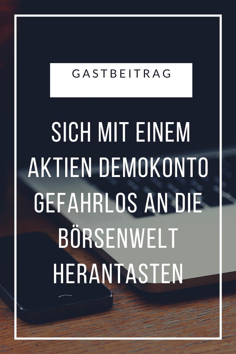 Aktien Demokonto