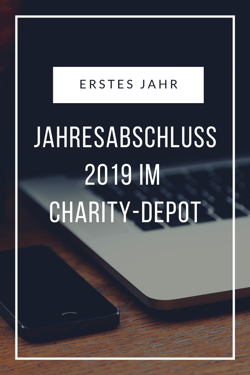 Charity Depot 2019 Abschluss
